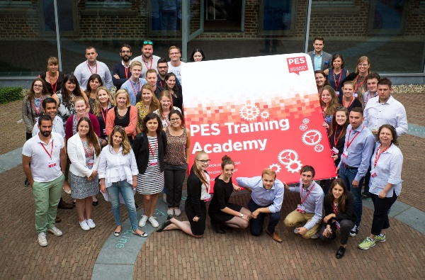 Fifth PES Training Academy connects rising stars from parties across