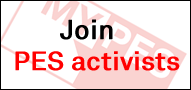 Join activists - button