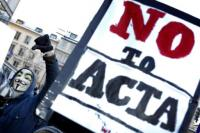 Protests against ACTA