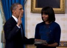 President Barack Obama and First Lady Michele Obama